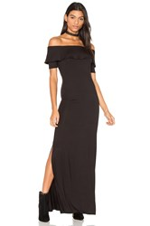 De Lacy Ginger Maxi Black