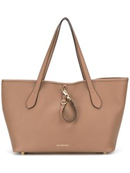Burberry Grainy Tote Brown