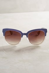 Anthropologie Violet Sunglasses Lilac
