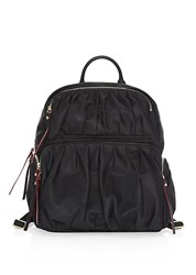M Z Wallace Madelyn Backpack Black