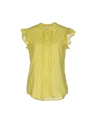 Anonyme Designers Shirts Shirts Women Yellow