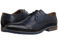 Giorgio Brutini Kane Navy Lace Up Wing Tip Shoes