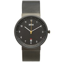 Braun Bn0032 Watch Black