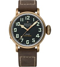 Zenith 29.2430.679 21.C753 Type 20 Bronze Pilot's Watch
