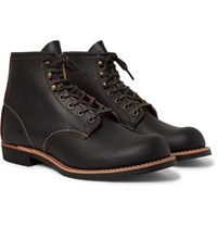 Red Wing Shoes 3345 Blacksmith Leather Boots Black