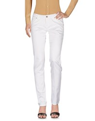 Re Hash Casual Pants White