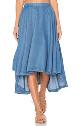 Sen Skylar Skirt Blue