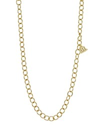 Temple St. Clair 18K Yellow Gold Oval Chain Necklace 24