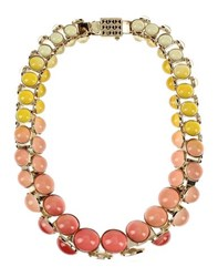 Elie Saab Jewellery Necklaces Women Yellow