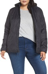 Columbia Plus Size Castle Crest Jacket Black