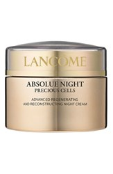 Lancome Absolue Precious Cells Repairing And Recovering Night Moisturizer Cream No Color