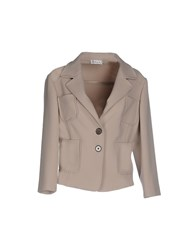List Suits And Jackets Blazers Women Light Grey