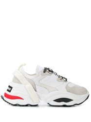 Dsquared2 Chunky Sole Sneakers Bianco