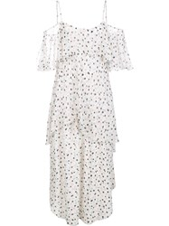 Maiyet 'Fluid Wave' Dress White