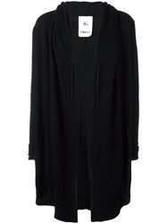 Lost And Found Rooms Open Cardigan Black