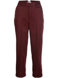 Nomia Cropped Tapered Leg Trousers 60