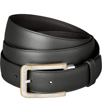Cartier Reversible Leather Belt Black Brown