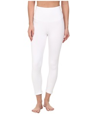 Yummie Tummie Gloria Skimmer White Women's Casual Pants