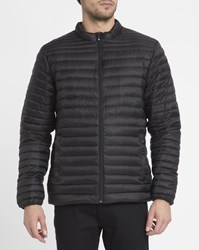Pyrenex Black Mateo Ultra Light Down Jacket