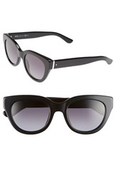 Women's Boss 50Mm Cat Eye Sunglasses Black