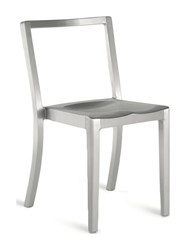 Emeco Icon Stacking Chair Gray