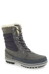 Helly Hansen 'Garibaldi 2' Waterproof Boot Men Gray
