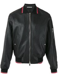 Christian Dior Homme Zip Up Jacket Black