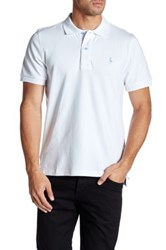 Tailorbyrd Short Sleeve Polo White