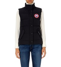 Canada Goose Freestyle Quilted Gilet Navy
