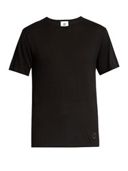 Adidas Originals By Wings Horns Crew Neck Cotton Knit T Shirt Black