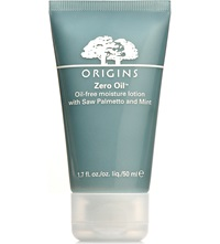 Origins Zero Oil Oilfree Lotion With Palmetto And Mint