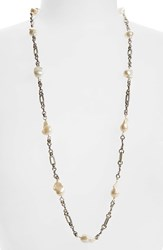 Stephen Dweck Women's Pearl Strand Necklace