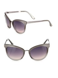 Tom Ford 57Mm Flash Lens Pilot Sunglasses Purple