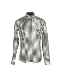 Del Siena Shirts Shirts Men Military Green