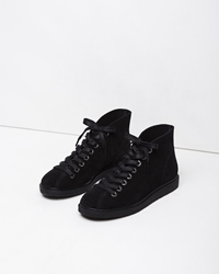 Alexander Wang Emmanuel Lace Up Boot Black