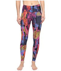 Brooks Ghost Crop Sunset Kasbah Women's Casual Pants Multi