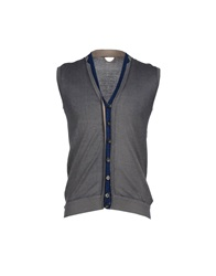 Fred Mello Cardigans Grey
