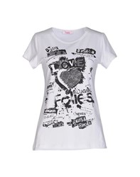 Blugirl Folies Topwear T Shirts Women White