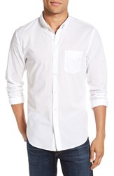 Men's Bonobos Trim Fit Solid Sport Shirt