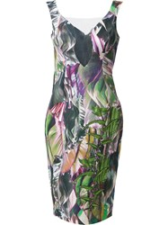 Martha Medeiros Foliage Raissa Dress