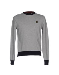 Refrigiwear Knitwear Jumpers Light Grey