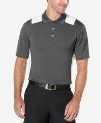 Pga Tour Men's Colorblocked Airflux Polo Shirt Koi