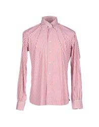 Orian Shirts Shirts Men Brick Red