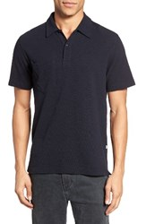 Billy Reid Men's Relaxed Fit Polo