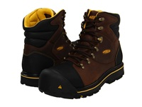 Keen Utility Milwaukee Slate Black Men's Work Lace Up Boots Multi