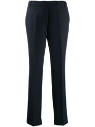Golden Goose Tailored Trousers Blue