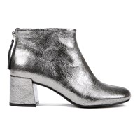 Mcq By Alexander Mcqueen Women's Pembury Boot Light Gunmetal