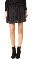 Iro Carmel Skirt Black