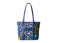 Vera Bradley Small Trimmed Vera Katalina Blues Navy Shoulder Handbags