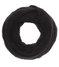 Isabel Marant Zenica Cashmere Infitinity Scarf Black